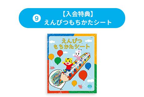 DVDでこのえんぴつを持つときの歌が付いてます。三角のえんぴつなので持ちやすいです。子どもは筆圧が弱いので、まずは正しい持ち方で濃く書く練習です。